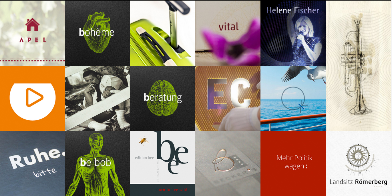 Fonkelnieuw BOB Design Werbeagentur Trier | konzept, design, grafik, newmedia YW-78